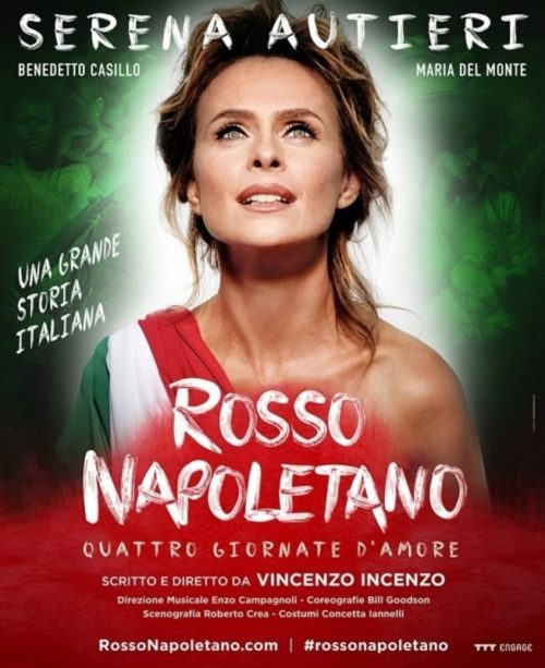 Rosso Napoletano -Serena Autieri