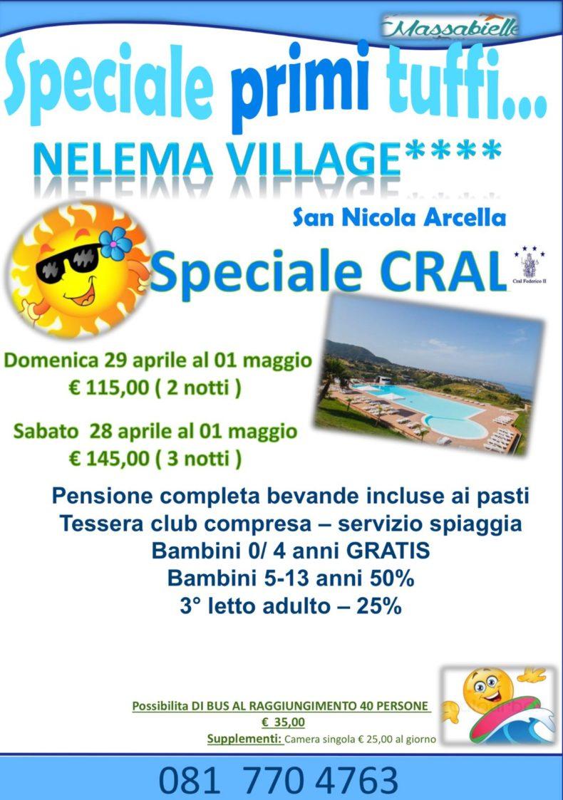 Speciale Week End 1° Maggio