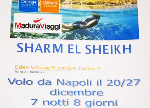 Madura viaggi – Offerta Sharm el Sheikh